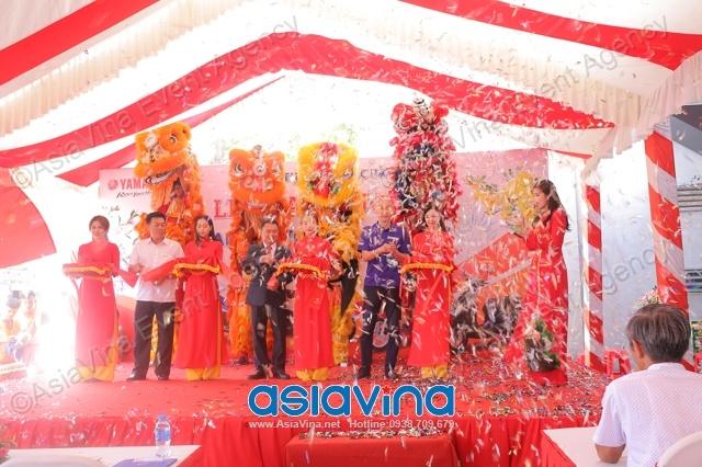 Lễ Khai Trương ShowRoom Yamaha Town Phú Lộc 3